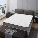 Kono Breathable and Fire Resistant Double Mattress