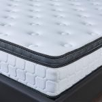 UK King Memory Foam Hybrid Pocket Sprung Mattress